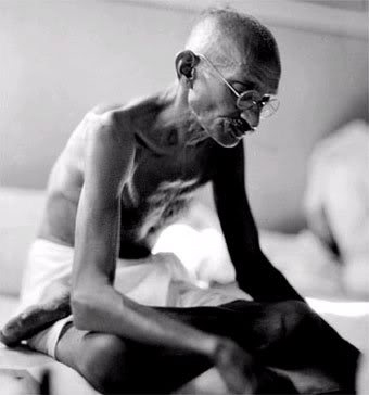 Leadership Story Ghandi Leadership by Example