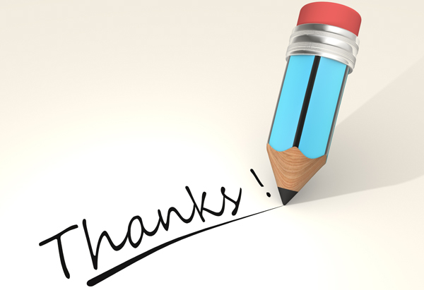 Leaders Ought to be Grateful – Benefits of Gratitude