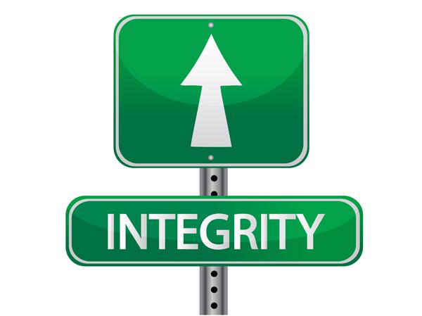 Integrity in leadership