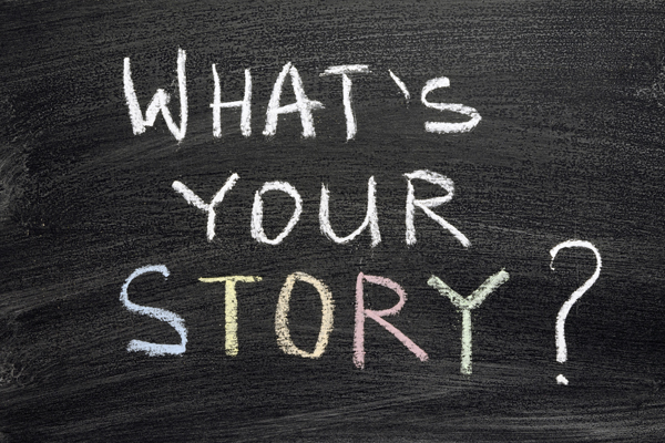 Leaders Tell Stories – What is Yours