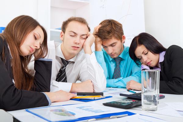 Bad and Boring Meeting