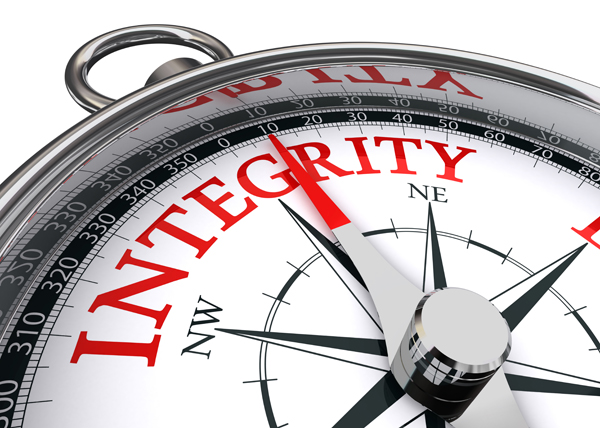 A Matter of Integrity – Do What You Say You Will Do