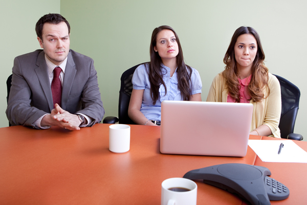 How To Waste Time in Conference Call Meetings