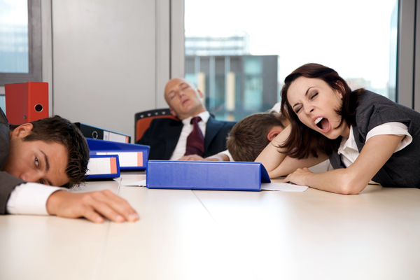 Bad Meetings 8 Tips