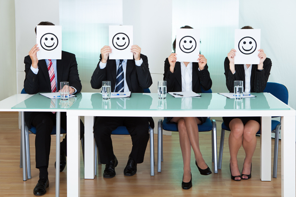 How To Be A More Happy Leader