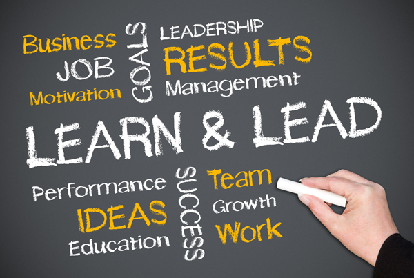 Learn and Lead Leadership Development is About You