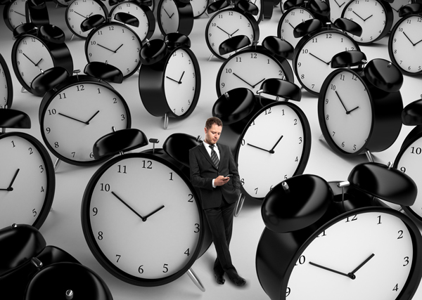 Clocks – Time Management Tip – Choices