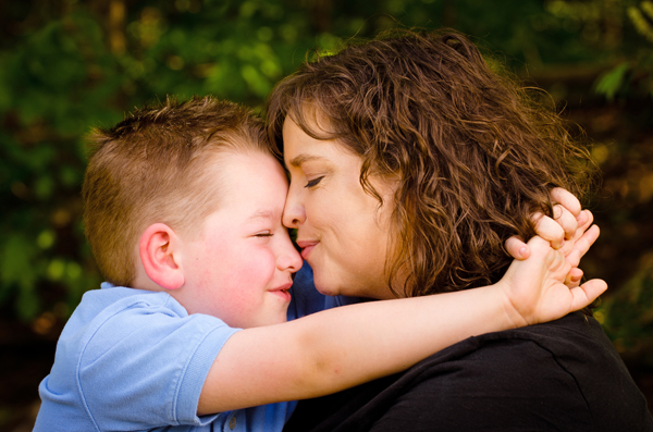 Mon and Son – Loving