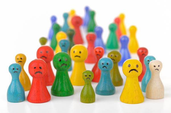 Sad Employees – Lack of Trust