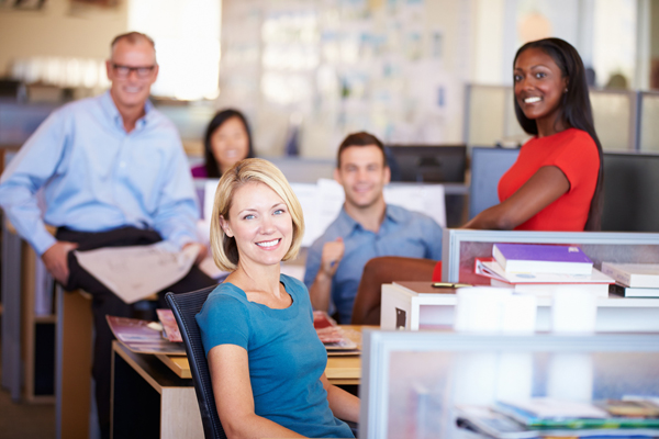 Happy employees – rewards, recognition and respect