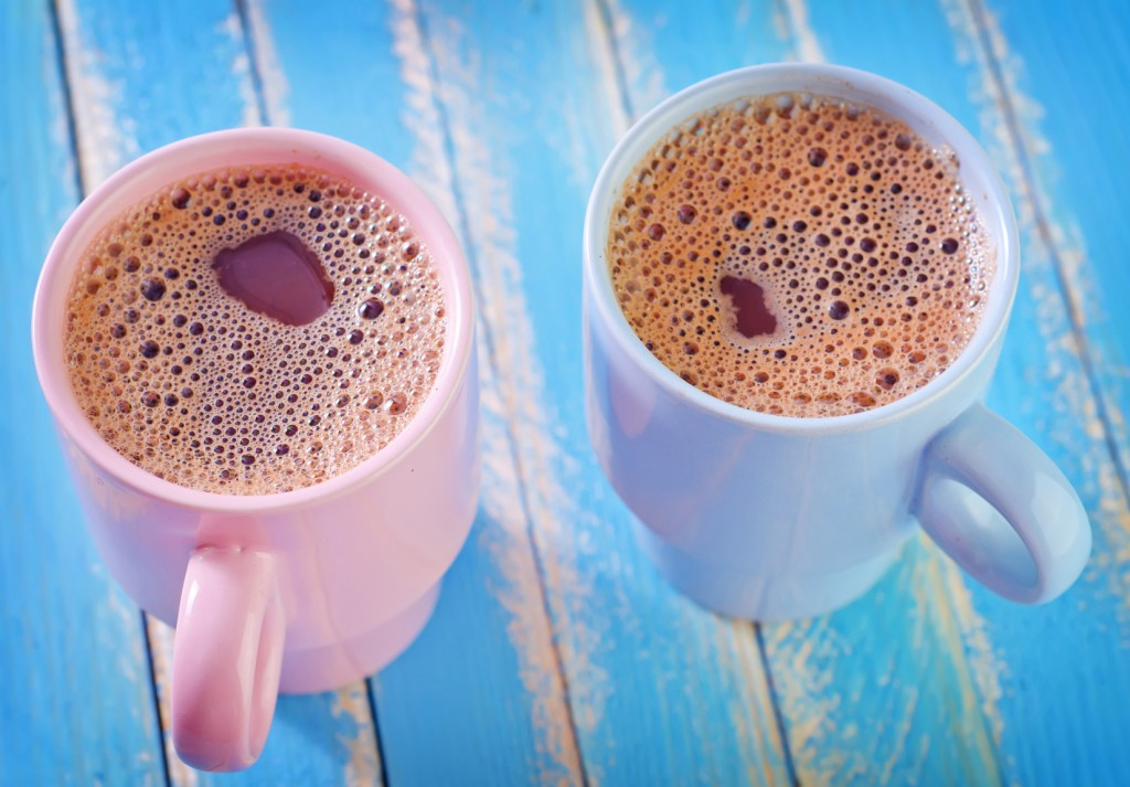 Life is Like Hot Chocolate – Leader Story to Share