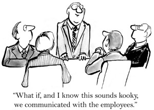Business Communication Story