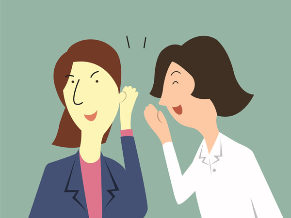 Workplace Gossip Can Be Positive
