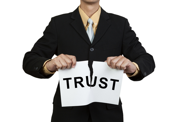 Want to Destroy Trust? Then Do This… Personal Leadership Story post image