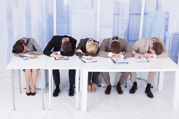 Poor Presentation Skills and Bad Training