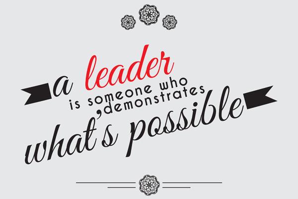 Inspiring Leadership Lead Video
