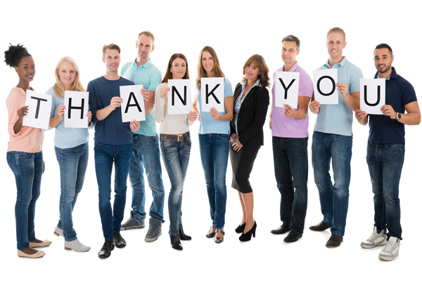 Brand New Quick and Effective Team Building Activities for Gratitude post image