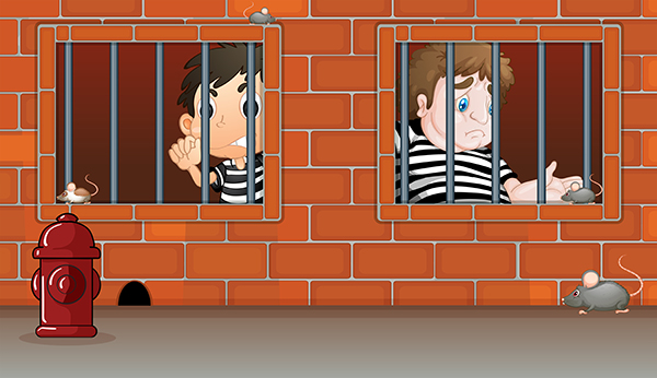 The Prisoners Dilemma >> Teamwork and The Prisoner's Dilemma – What Would You Do?