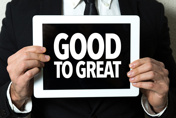 Leadership Story – Going From Good To Great – Leadership Development – Team Development