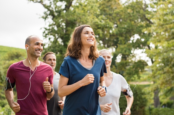 Try Taking a Walk or Jog With Your Team… post image