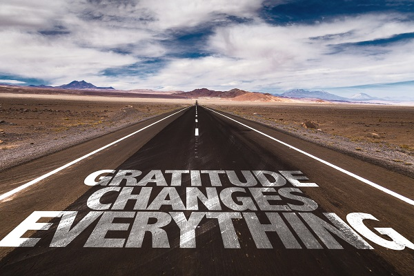 Gratitude Changes Everything in your Leadership